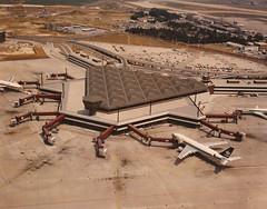 Atatürk Airport designed by Architect Hayati Tabanlıoğlu
