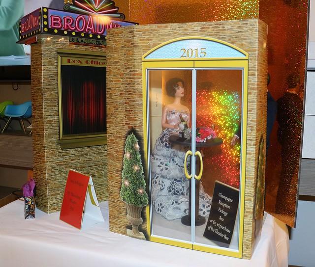 Barbie Convention Room Sales - Dioramas