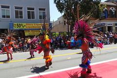 32 Xipe Totec Esplendor Azteca SF Carnaval Parade 2016 12