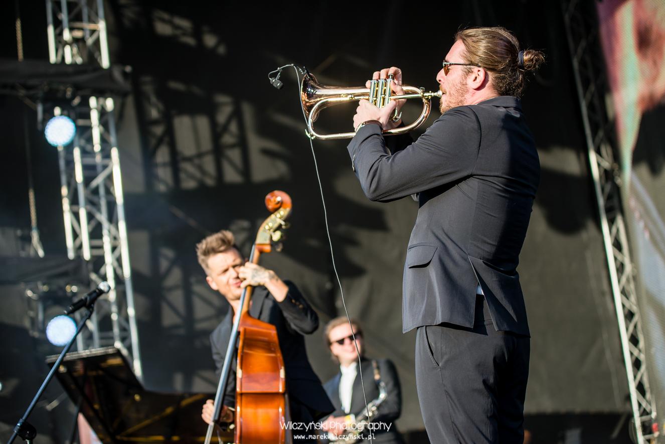 Męskie Granie 2016 - Wojtek Mazolewski Quintet
