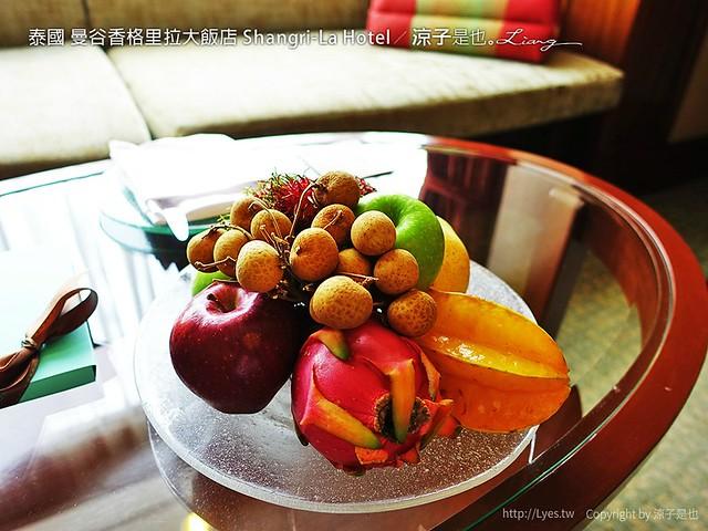 泰國 曼谷香格里拉大飯店 Shangri-La Hotel 3