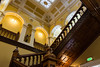Belfast Castle Beautiful Old Wooden Staircase Architecture