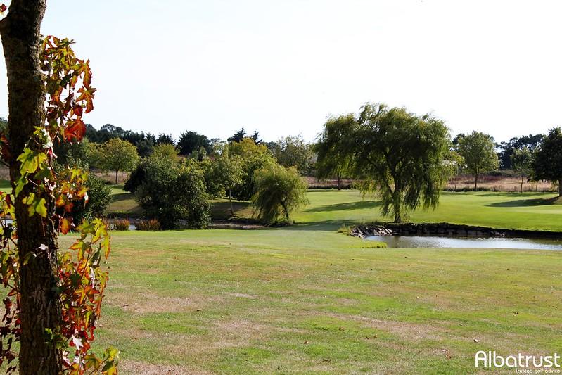 photo du golf Golf Des Fontenelles - Parcours