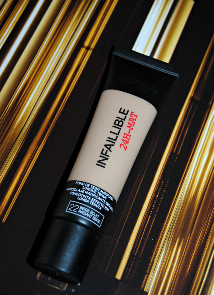 LOREAL_ Infaillible Mat Foundation (1)