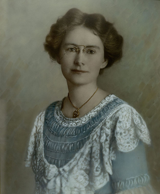 Dorothy Scarborough