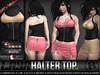 Razor/// Laya Halter Top