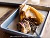 Black Bean & Mushroom Tamale