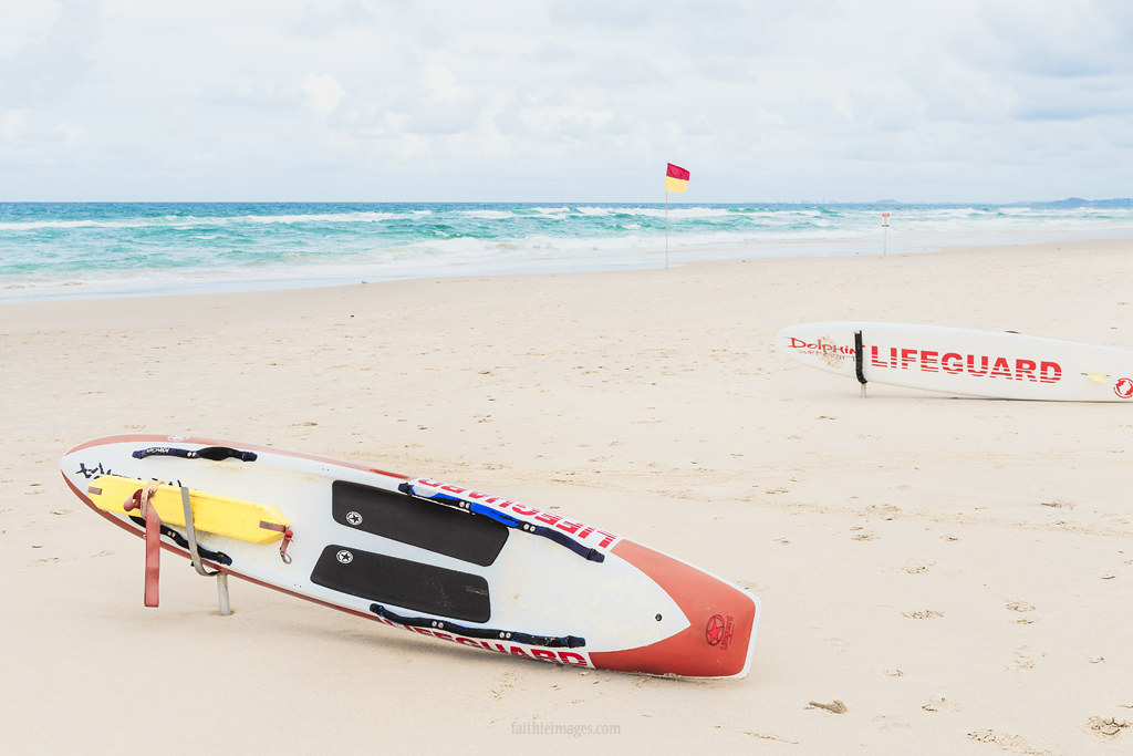 Lifeguard surfboards