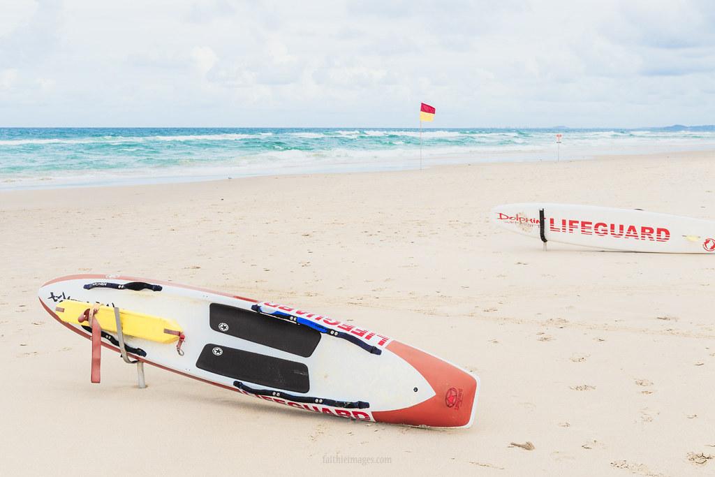 Lifeguard surfboards