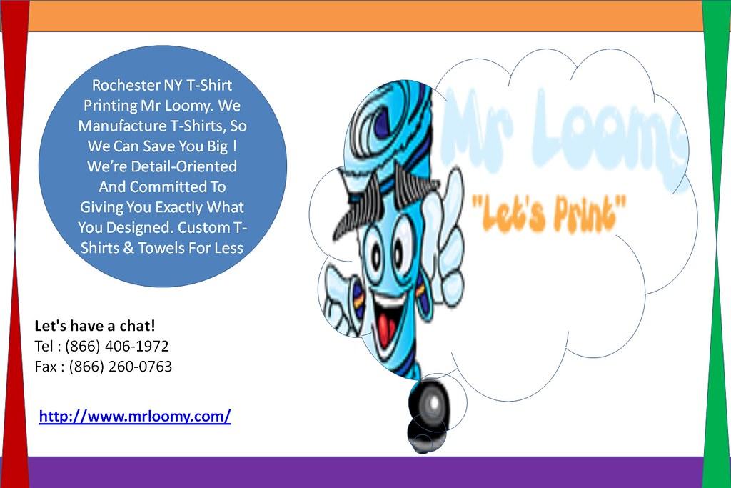 Mr loomy rochester ny t shirt printing mr loomy com for T shirt printing in rochester ny