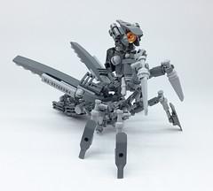 LEGO Mech Mantis-05
