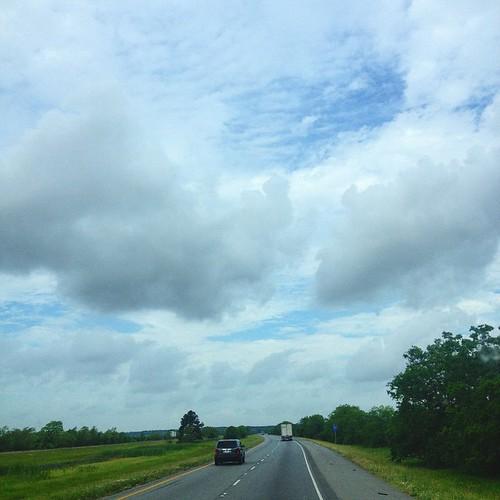 #clouds #cloudy #Louisiana #lawx