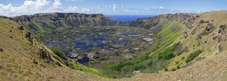 Easter Island - Rano Kau Crater