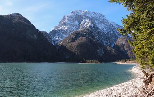 Lago Del Predil, Italy