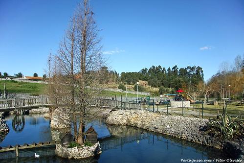 Parque do Rio Novo - Mamarrosa - Portugal