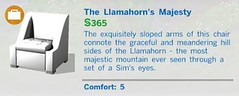 The Llamahorns Majesty