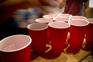 Debunking the myth: Red cups on campus