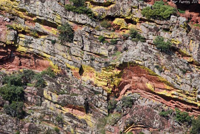 Estrecho de la Peña Amarilla (Alía, Cáceres)