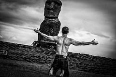 Day 3 - Rapa Nui (Easter Island), Chile, fall 2015.