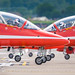 RAF Red Arrows at Hawarden May 2015 by benstaceyphotography