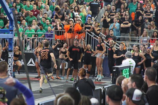2015 California Regionals - Ruination CrossFit