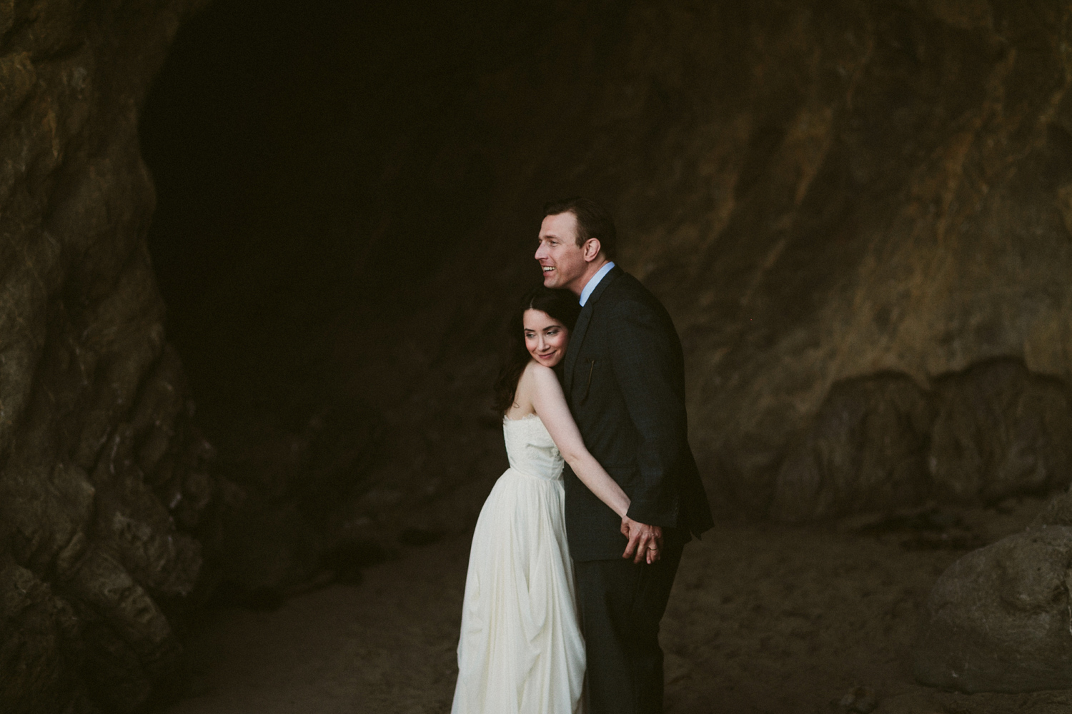 Malibu adventure anniversary session