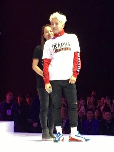 G-Dragon - Kappa 100th Anniversary Event - 26apr2016 - MISSXXXAMY - 03