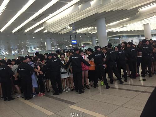 BIGBANG GDTOPDAE arrival Hangzhou 2015-08-25 121