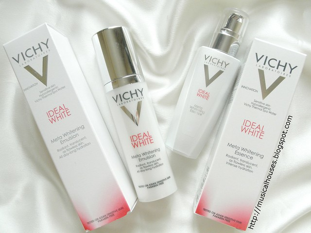 Vichy Ideal White Essence Emulsion 1