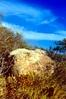 Boulder and Sky