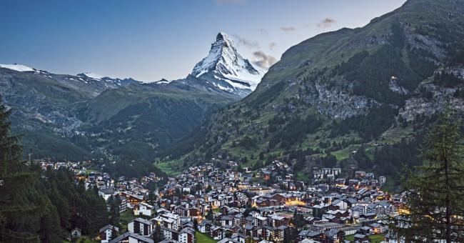 Last Minute nabídka do Švýcarska.