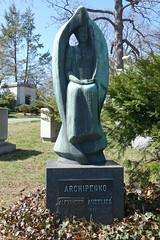 Archipenko Angel