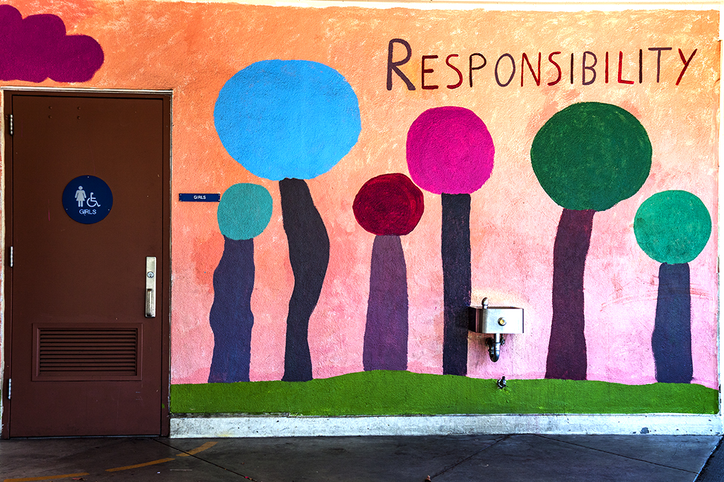 RESPONSIBILITY--Palo-Alto