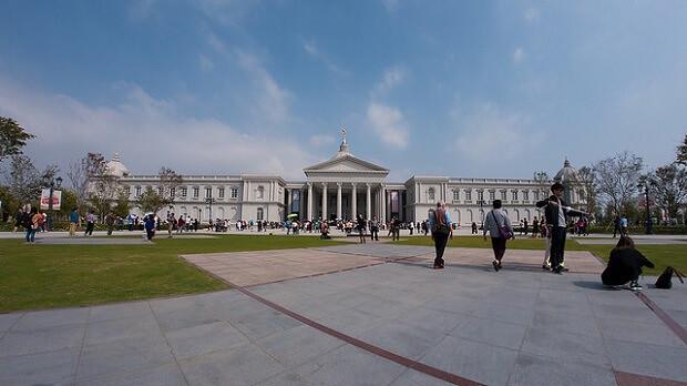 160716 奇美博物館