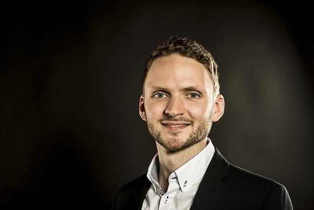 Business Portrait Michael 1