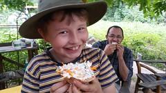 Wildkräuter Frischkäse
