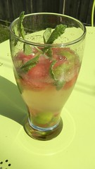 Melon Mojitos! 10