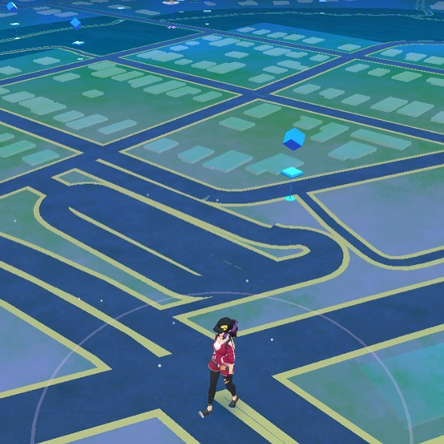 It's true. PokeStops are few and far between in the burbs.