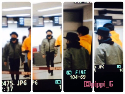 Big Bang - Gimpo Airport - 27feb2015 - Tae Yang - pippi_G - 01