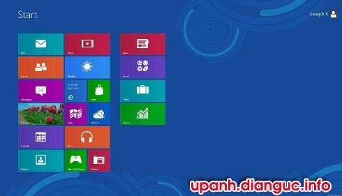 Máy tính bị treo ở màn hình Starting Windows 8