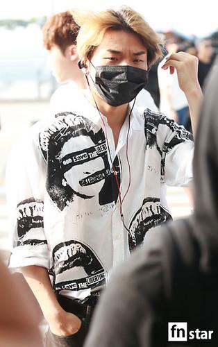 Big Bang - Incheon Airport - 07aug2015 - fnstar - 01