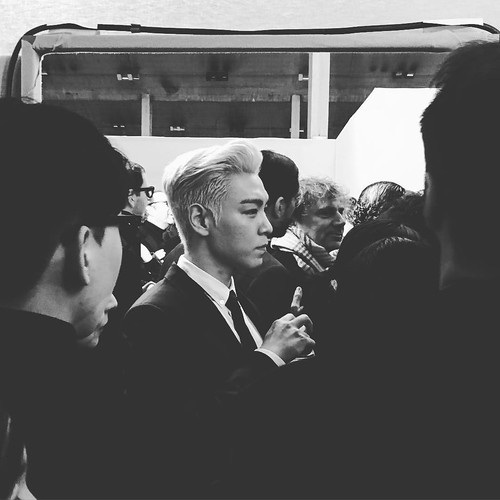 TOP - Dior Homme Fashion Show - 23jan2016 - gomsofa - 02