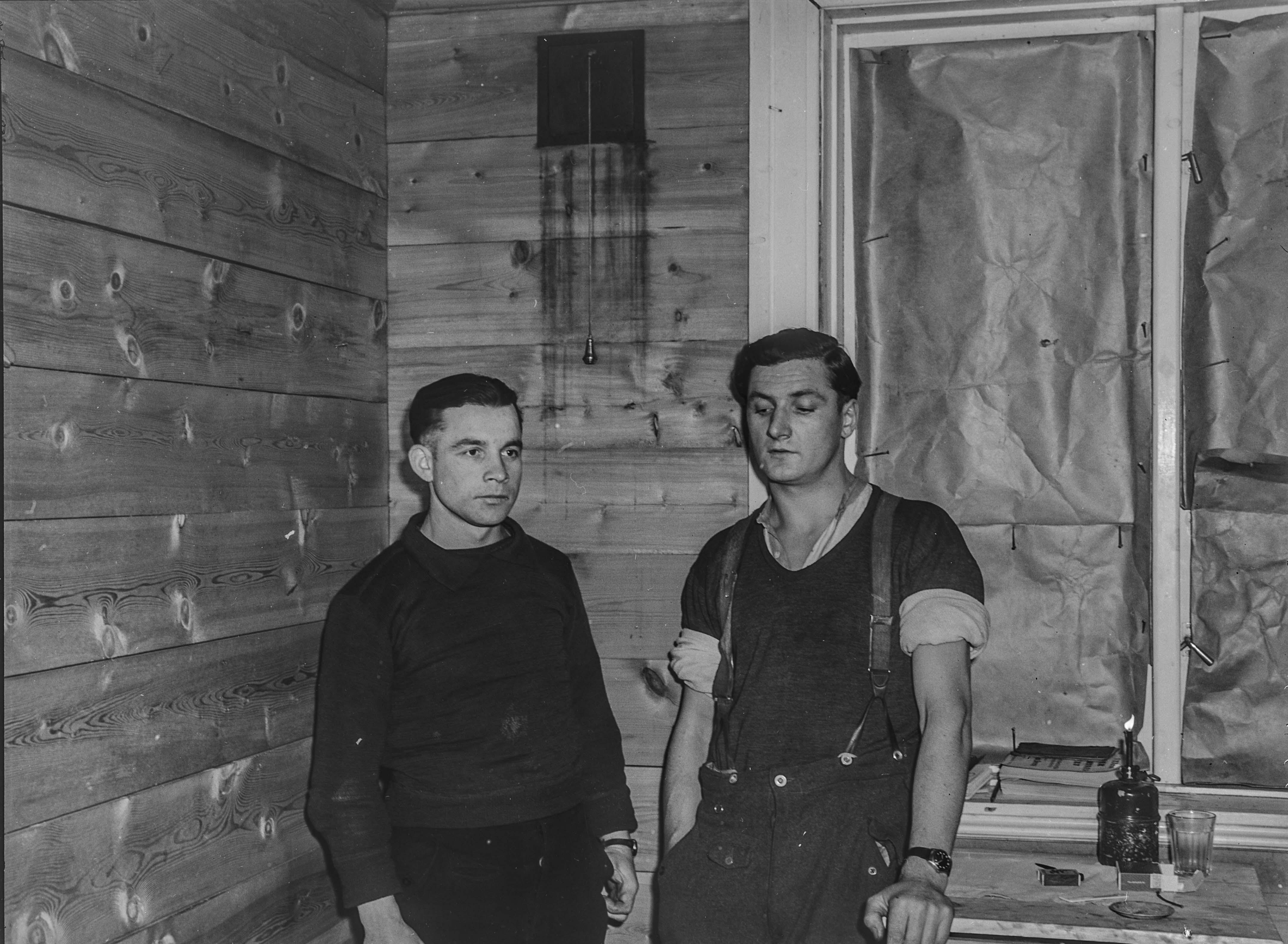 Tyske desertører i Finnmark