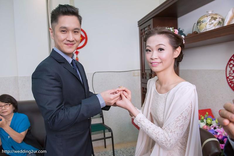 台中婚攝@台中新天地崇德店_014立群&儀婷 訂結婚喜宴