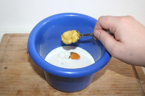 38 - Senf hinzufügen / Add mustard