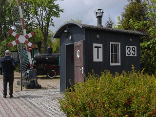Znin 600mm railway museum