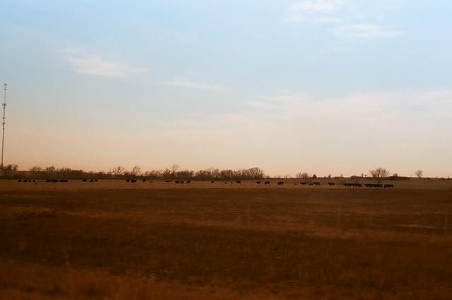 Oklahoma Terrain