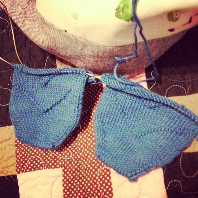 Flying North socks #operationsockdrawer #knittersofinstagram