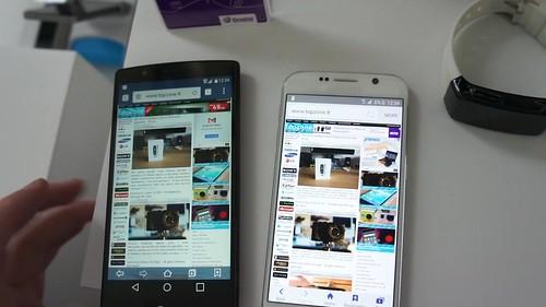 LG G4 telefonas Lietuvoje: pirmas žvilgsnis LOGIN 2015