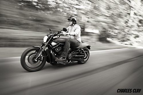 Harley Davidson Nightrod